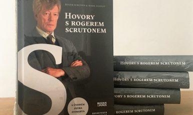 Kniha Hovory s Rogerem Scrutonem je k dostání na našem e-shopu! (FORUM 24)