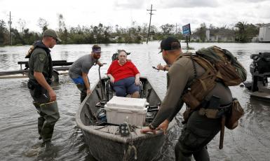 Hurikán Ida způsobil problémy na mnoha místech Spojených států (Marco Bello / Reuters (Adobe Stock))