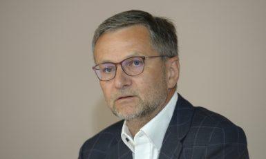 Petr Toman z advokátní kanceláře Toman & Partneři. (ČTK)
