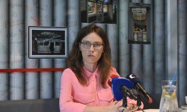 Bývalá radní České televize Hana Lipovská (ČTK/Kamaryt Michal)