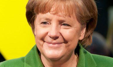 Angela Merkelová. (commons.wikimedia.org/CC BY-SA 3.0 at)