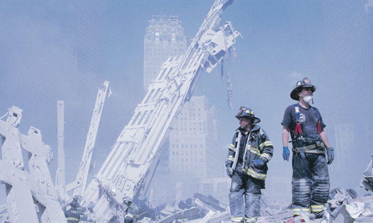 Teroristické útoky v USA 11. září 2001 (Profimedia)