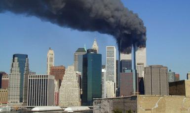 Teroristické útoky v USA 11. září 2001 (Michael Foran / Wikimedia Commons / CC BY 2.0)