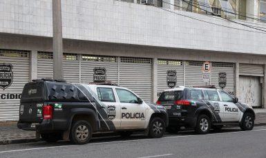 Brazilská policie. Ilustrační snímek (AdobeStock)