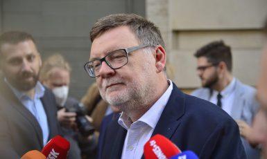 První místopředseda ODS Zbyněk Stanjura, kandidát na post ministra financí (Zbyněk Pecák / se svolením autora)
