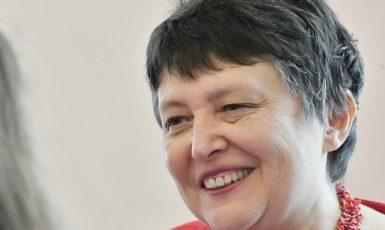 Bývalá ministryně pro lidská práva Džamila Stehlíková. (ČTK)