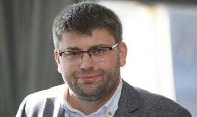 Poslanec Jan Jakob (TOP 09) (ČTK/Deml Ondřej)