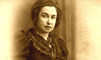 Angelika Balabanova. (commons.wikimedia.org/Public Domain)