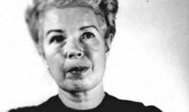 Mildred Gillarsová v roce 1949. (commons.wikimedia.org/Public Domain)