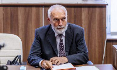 Bývalý soudce Ústavního soudu Stanislav Balík (Profimedia)
